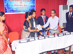 "RELEASE OF CLUB BULLETIN ""YUVA"""