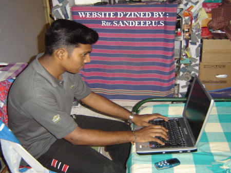 D'ZINED BY Rtr.SANDEEP.U.S (PRESIDENT)